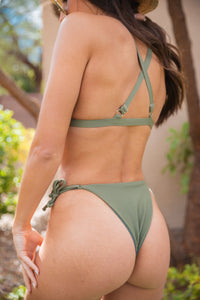 Hamptons Bottoms - Olive