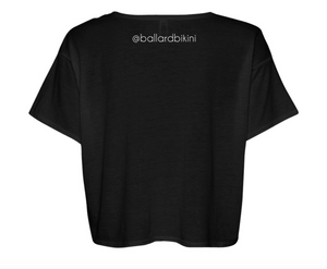 Pants Optional Tee - Black