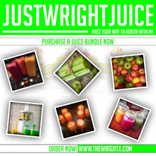 Load image into Gallery viewer, 3 Day Juice Detox - Juice and Raw Food Cleanse - JUSTWRIGHTJUICE