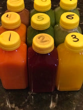 Load image into Gallery viewer, 7 day detox (Juice and Raw Food) - JUSTWRIGHTJUICE