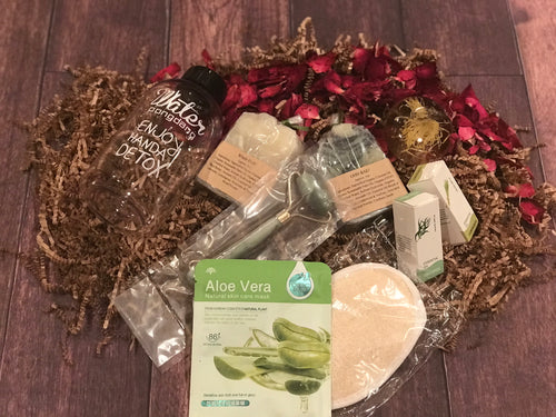 Skin Wellness Box - JUSTWRIGHTJUICE
