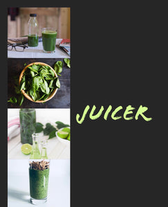 Just Juice it/ Just Blend it- (ebook) - JUSTWRIGHTJUICE