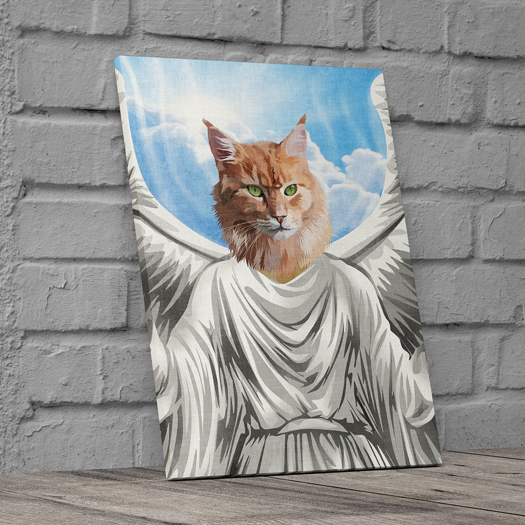 Angel Custom Canvas Wall Art
