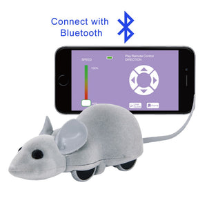 App Controlled Mouse Hunt Cat Toy
