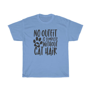 No Outfit Is Complete Without Cat Hair Tee