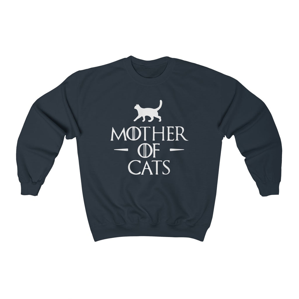 Mother Of Cats Sweatshirt