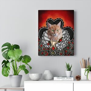 Aristocrat Custom Canvas Wall Art