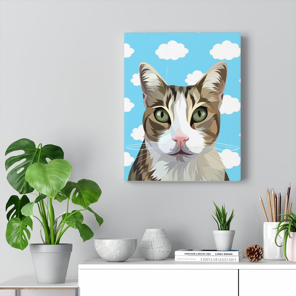 Custom Cartoon Canvas
