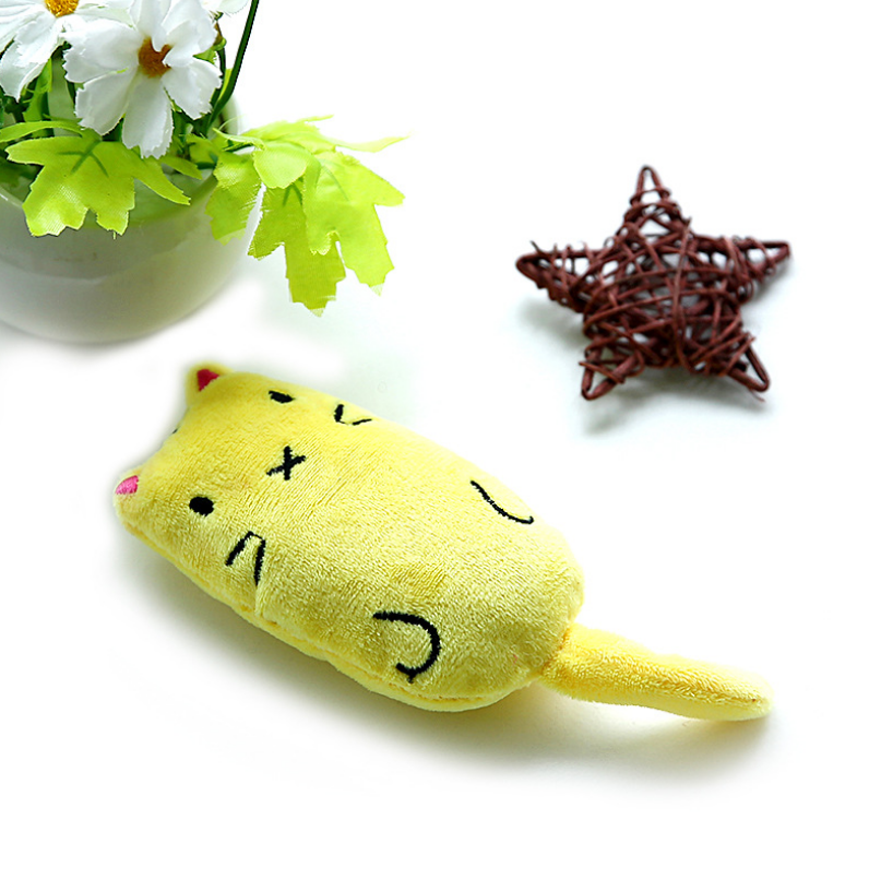 Funny Face Catnip Toy (Free Worldwide Shipping)