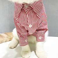 Striped Cat Shirt