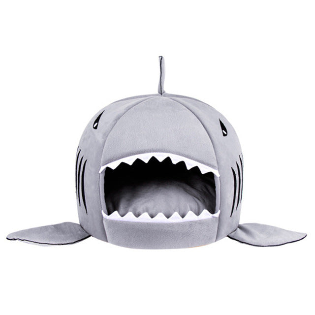 Shark Sleeping Bed