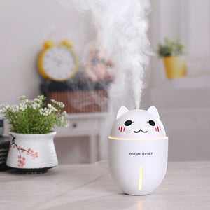 3 In 1 Mini Cat Air Humidifier