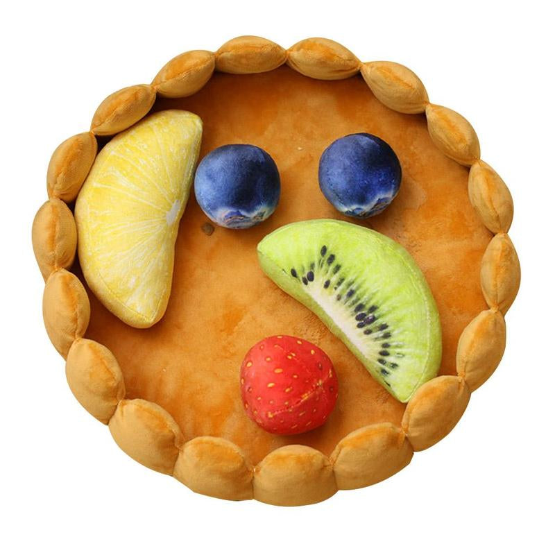 Comfy Fruit Tart Bed