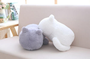 Plush Cat Pillow (Free Worldwide Shipping)