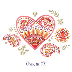 Chakras 101 Certified Course