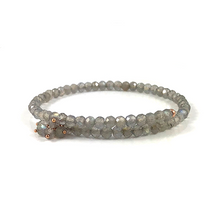 Labradorite Bangle Bracelet