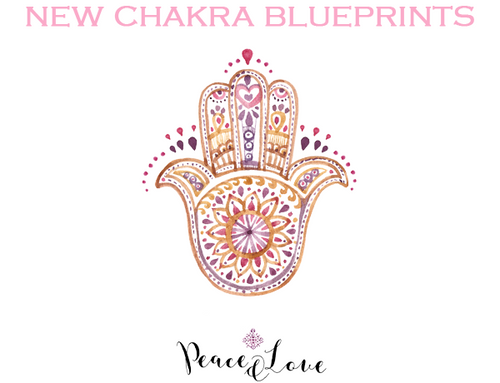 New Chakra Blueprints with Rebecca