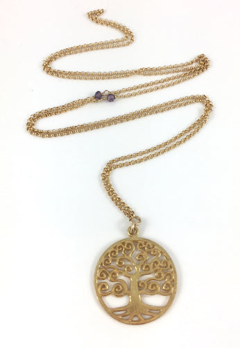 Tree of Life Pendant Necklace 28