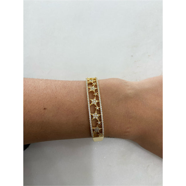 SUPERSTAR BANGLE