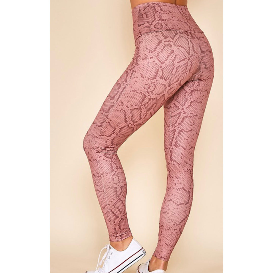 CANYON SNAKE LEGGINGS