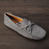 Nubuck Leather Men Loafers