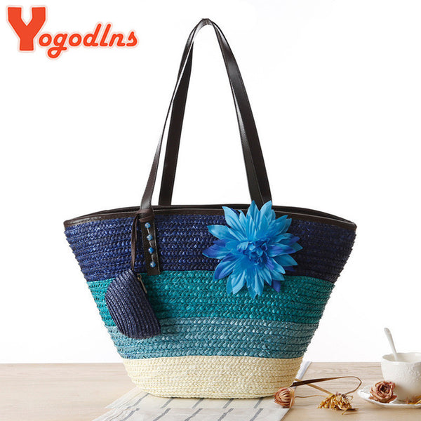 Summer flower Bohemia fashion  women's handbag