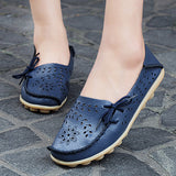 Women's Casual Genuine Leather Shoes
