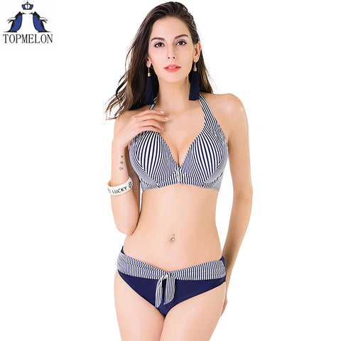 Large Swimwear Bikini Set