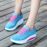 2017 NEW Fashion Women Casual Shoes Cheap Women's Flats Shoes Breathable Zapatillas Casual Shoes EUR Size 35-40