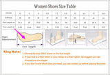 Women denim high heels canvas shoes