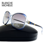 Blanche Michelle High Quality Butterfly Polarized Sunglasses