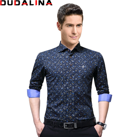 High Quality Cotton Slim Fit Shirt for men