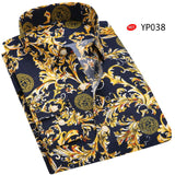 Summer Luxurious Printed Casual Shirt