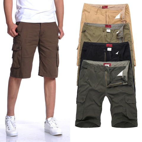 Classic Summer Shorts for Men