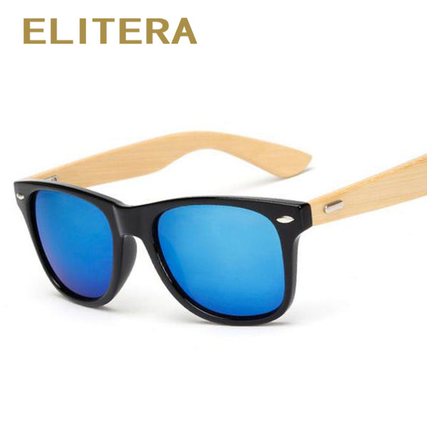 Designer Bamboo Sunglasses for Women