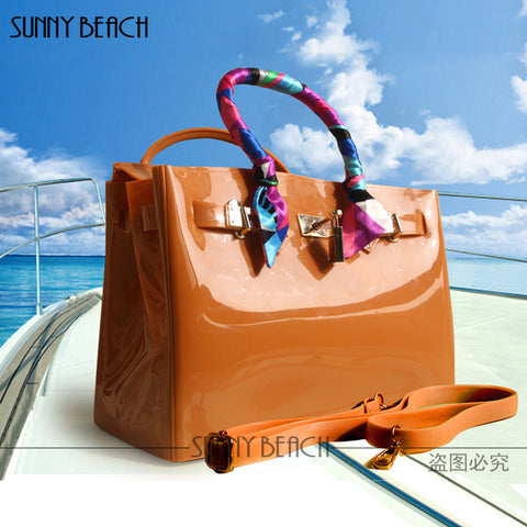 Female waterproof beach luxury women bag
