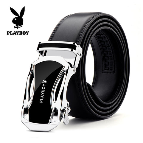 Playboy Luxury Genuine  Leather Belt