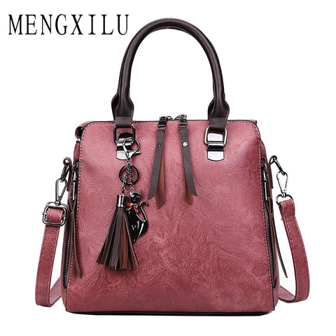 Designer Double Zipper Women Crossbody Bag