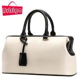Bvlriga Luxury Genuine Leather Handbag