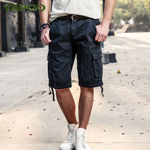 Cargo Summer Multi-pockets Shorts