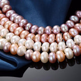 Natural Freshwater Pearl Chain For Women