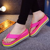 New Fashion Slope and Thick Sand Beach Slippers