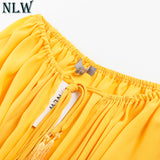 NLW Women Backless Sexy Jumpsuit