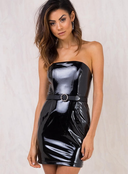 Shining Sexy Lady New Fashion Night Club Dress