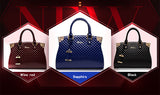 Women Genuine Leather Luxury Handbag