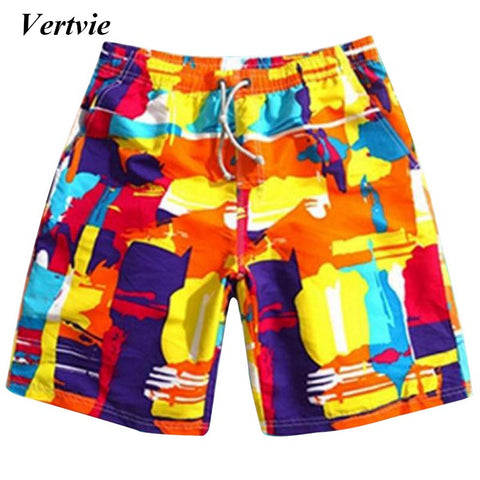 Quick Dry Plus Size Board Shorts