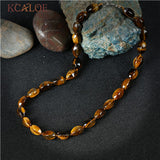 Vintage Irregular Beaded Natural Stone Fashion Choker