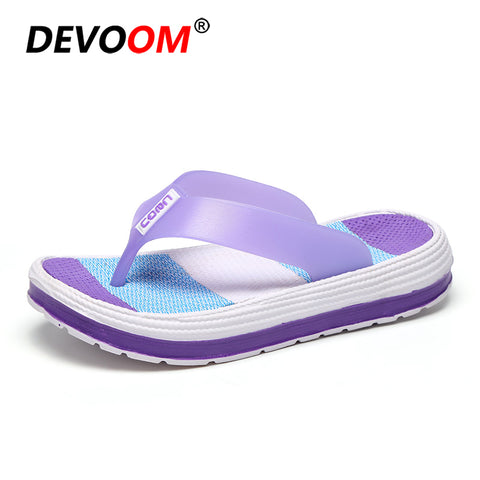 New Fashion Soft Women's Flip Flops