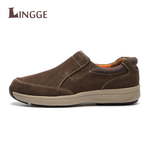 Casual B Slip-On Loafers for Men