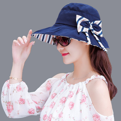 luxurious New Fashion UV Summer Hat for Women
